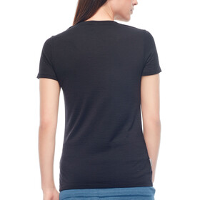 Icebreaker Tech Lite SS Low Crew Shirt Women black